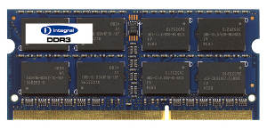 204 Pin DDR3 SoDIMMs