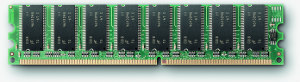184 Pin DDR DIMMs for Desktop